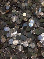 10 kg / kg Restmünzen / Umlaufmünzen uno Cent /1 Cent Stati Uniti