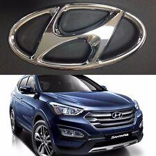 Rear Trunk Chrome H Logo Emblem for 13 14 Hyundai Santa Fe SPORT DM 863002W010