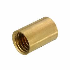 1pcs Pool Snooker Billiard Cue Tip Brass Ferrules Suit Screw in type tips 10mm