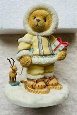 Cherished Teddies NED Deer Friends 2002  Syn Catalog. Excl LE 104179 MIB NRFB