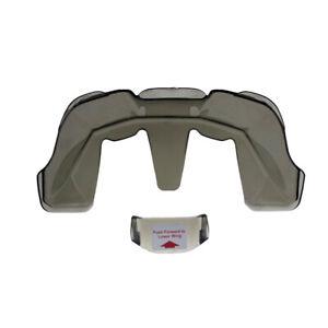For RX7-RR5 Racing Air Trim Helmet Spoiler Wing Diffuser ARAI VZ-Ram RX-7X RX-7V