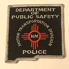 New Mexico State Dept Of Public Safety Police Motor Transportation Division