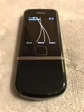 Nokia 8800 Arte - Black (Unlocked) Mobile Phone