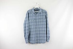 Vintage 90s Ralph Lauren Mens Small Authentic Western Pearl Snap Button Shirt