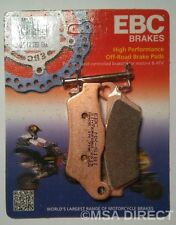 KTM EXC 350 LC4 (1994 to 1995) EBC Sintered RACE FRONT Brake Pads (MXS181) 1 Set