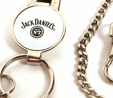 Jack Daniels Old No.7 Long Chain Key Holder