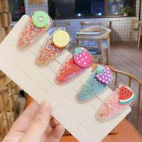 Casual Baby Hair Clips Snaps Hairpin Girls Baby Kids Hair Bow Accessories Gift