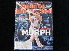 DANIEL Amazin Murph MURPHY Sports Illustrated NEW YORK METS 11/2/15 World Series