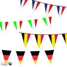 Guirnaldas de fiesta color principal multicolor de bandera