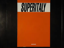 Ducati  Prospekt 750 SS Super Sport SUPERITALY Prospetto Brochure