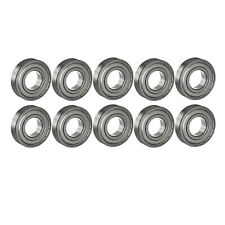 R6ZZ Shielded Ball Bearing 10-pack 3/8