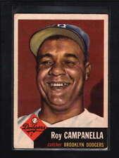 1953 TOPPS #27 ROY CAMPANELLA VG-EX D3932