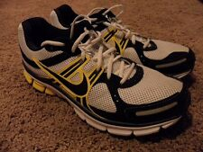Nike Air Livestrong Mens Shoes Size 11 White Yellow Black