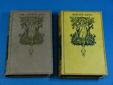 KENNETH GRAHAME; THE GOLDEN AGE & DREAM DAYS 1896 & 1899
