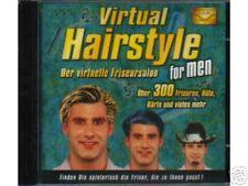 Virtual Hairstyle for men actual sus peinados Win XP * impecable