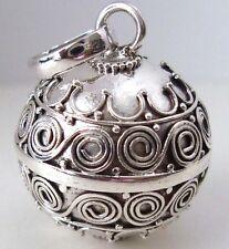 100 925 sterling Silver eyelets Rivet grommet for Lampwork stone Bead 5mm F95L