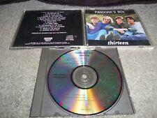 PANDORA'S BOX...THIRTEEN....indie NJ...AOR....1990....RARE....13-TRACKS