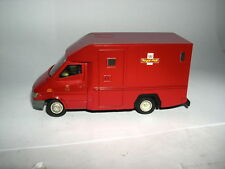 Promod Mercedes Sprinter/Johnson Armoured Van Royal Mail.