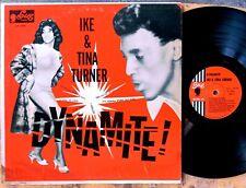R&B SOUL BLUES LP: IKE & TINA TURNER Dynamite SUE LP 2004 Vintage thick vinyl