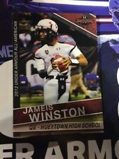 Jameis Winston - 2018 Under Armour All American Football Card - FSU/ Buccaneers