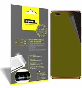 2x Screen Protector for Huawei nova 8i Protective Film covers 100% dipos Flex