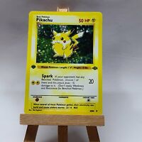 Pikachu Proxi Pokemon Card in Holo EN