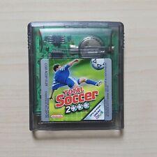 Total Soccer 2000 Nintendo GameBoy Color Spiel Modul