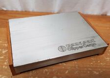 Pan Am Advertising Director's Selangor Pewter Desk Business Card Holder Box
