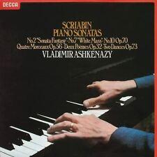 Scriabin: Piano Sonatas (SXL 6868 Nb) : Vladimir Ashkenazy