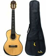 High End All Solid 26'' Tenor Ukulele Top Solid Spruce and Back Rosewood Ukelele