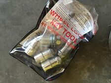 FORD MUSTANG LOCKING LUG NUT SET 2005 2009