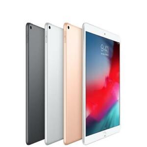 "Apple iPad Air 3 64gb Gray Wifi 10.5"" 2019 Brand New Agsbeagle"