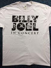 Billy Joel 2018  UK  &  European tour shirt.Size Medium.