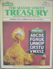 B004K8W2G8 The Sesame Street Treasury, Volume I, Starring the Number 1 and the L