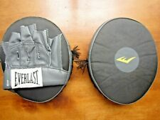 Everlast 4318 Punch Mitts for Boxing MMA Training