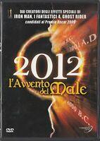 2012 - L'avvento del male (2008) - DVD Ex-NoleggioO_ND004124