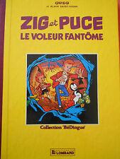 ZIG et PUCE Le voleur fantôme Greg et Saint Ogan Collection Bédingue