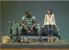 Andrea Miniatures 54mm Vietnam-The Jungle Meal- Figure Set #SGS01