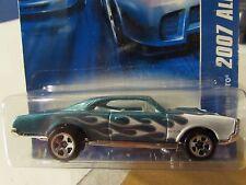 Hot Wheels 1967 Pontiac GTO 2007 All Stars