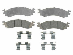 Front AC Delco Brake Pad Set fits Mercury Mountaineer 2006-2010 87SVSW