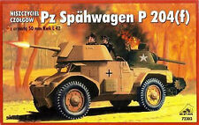 Pz.Sp.Wg P204(f) German Tank Destroyer with 5cm KwK (1/72 model kit, RPM 72303)