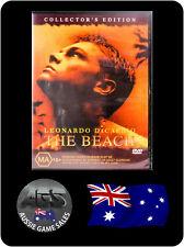 The Beach - Collector's Edition -  Leonardo DiCaprio (DVD, VGC, FAST POST)