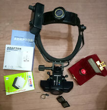 Free Shipping Indirect Ophthalmoscope With Accessories