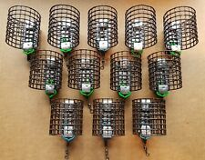 12off (4off Each 6oz,5oz,4oz) Handmade Heavy Mesh Cage Feeder River Trent Barbel