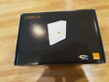ORANGE BROADBAND LIVEBOX (in original box) Thomson Model : 25A9
