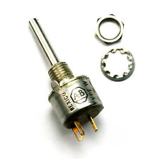 "Clarostat Linear Taper Potentiometer 1K ohm, .5watt,   1/4"" Solid Shaft, Type W"
