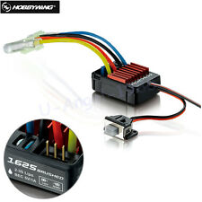 Hobbywing QuicRun 1625 25A Brushed ESC for 1/16 1/18 Brushed Speed Controller