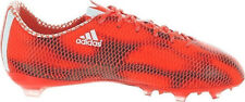 adidas - F50 ADIZERO FG Junior Football Boots Red UK1 (M29265)