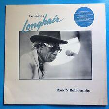 Professor Longhair-Rock N' Roll Gumbo-1985 Re Dancing Cat-Vg+/M- Unplayed
