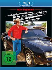 Ein ausgekochtes Schlitzohr - Burt Reynolds - Blu-ray Disc - OVP - NEU